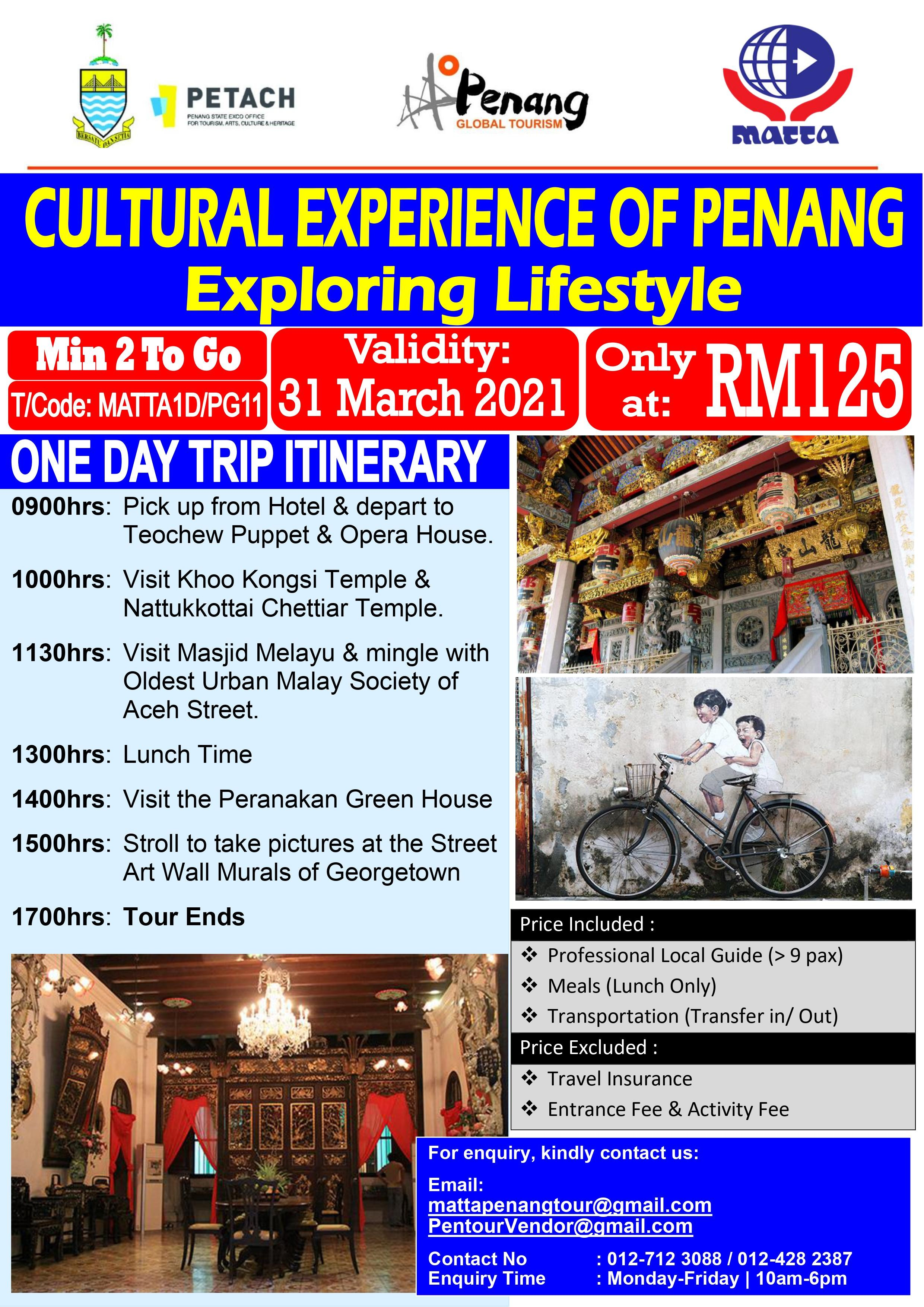 Cultural Experience, Exploring Lifestyle - 1 Day