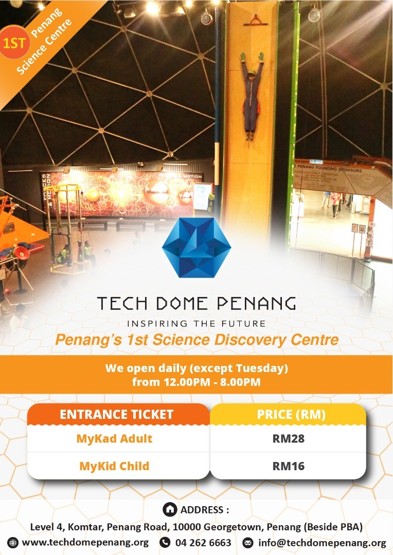 Tech Dome Penang