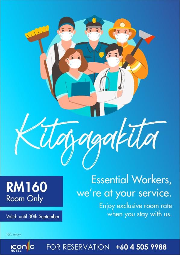Kita Jaga Kita by Iconic Hotel