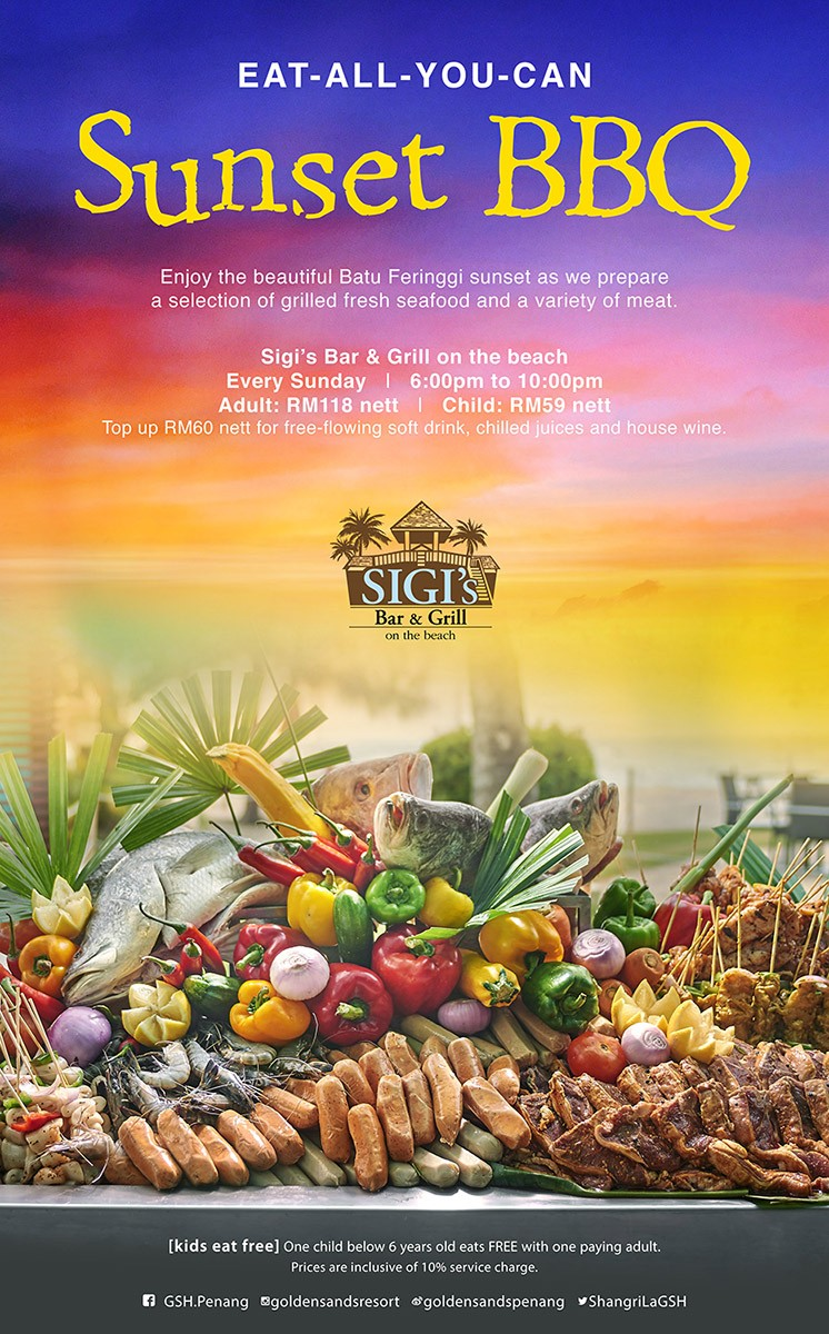 Sigi's Bar & Grill - Sunset BBQ