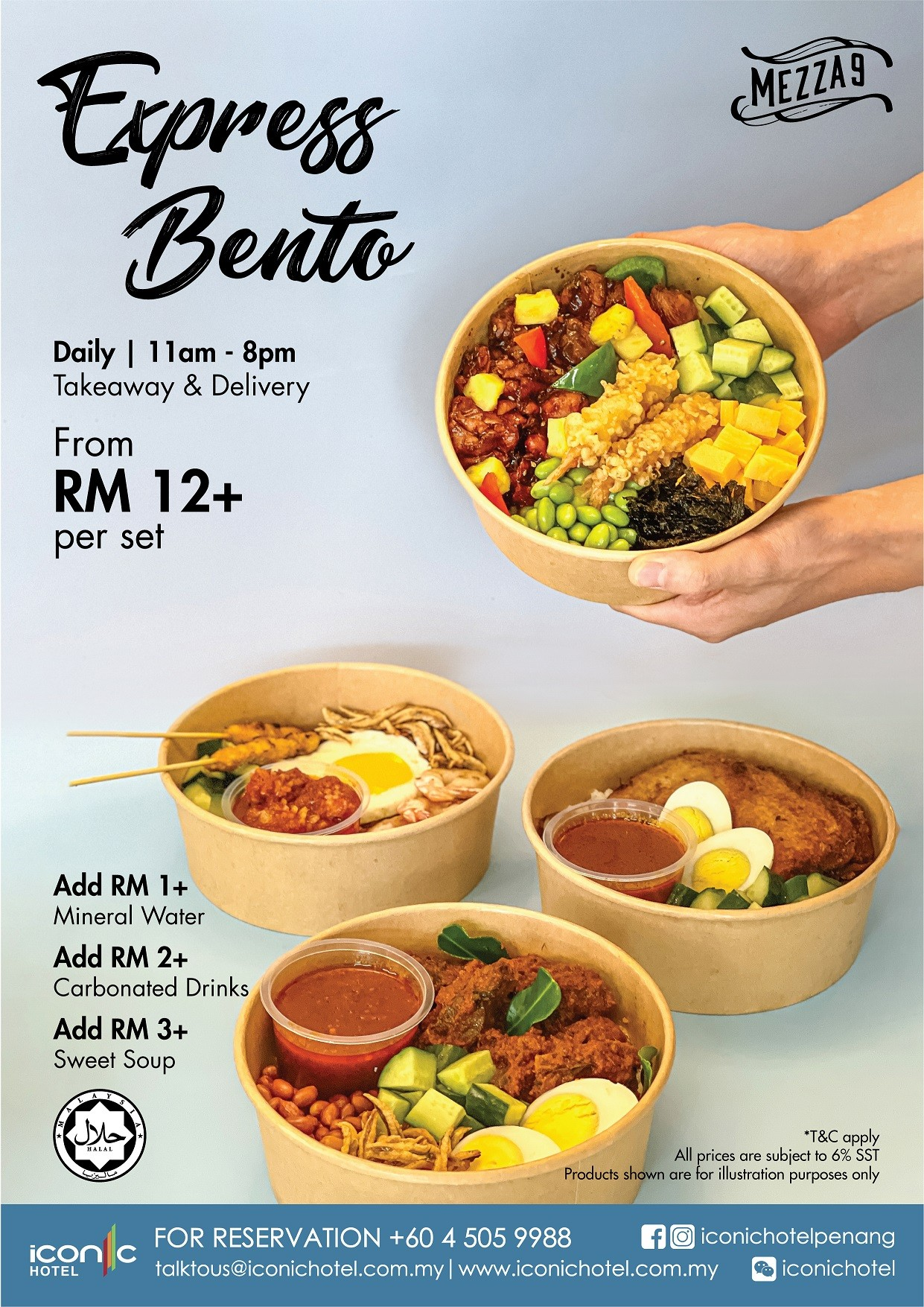 Express Bento by Iconic Hotel Penang
