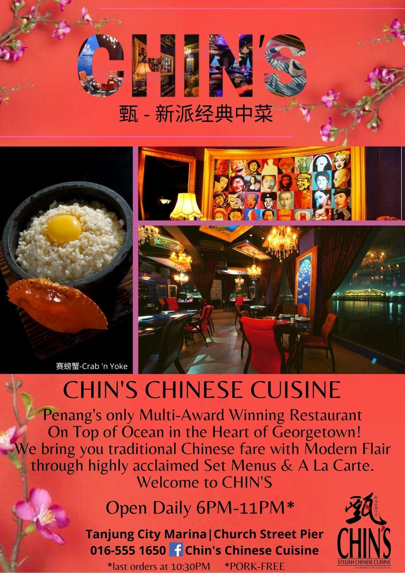 Chin's Chinese Cuisine