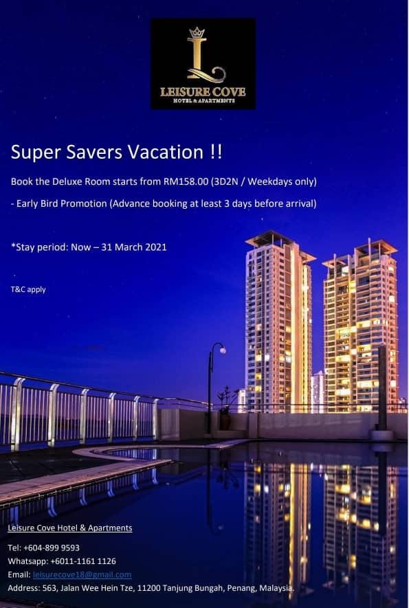 Leisure Cove Hotel