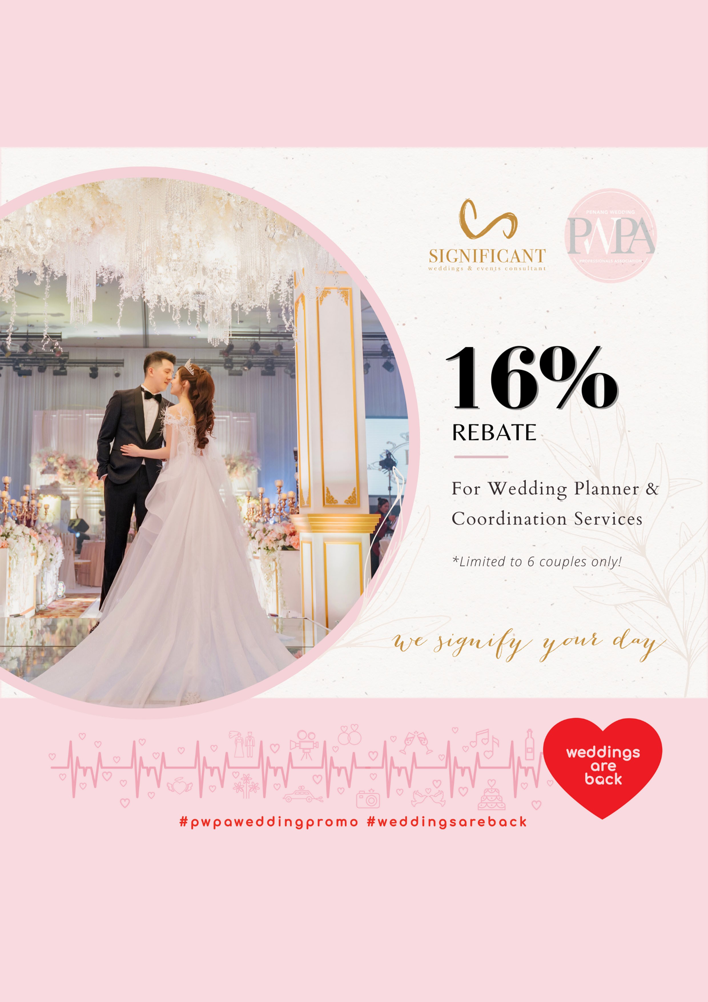 Significant Weddings & Events Consultant