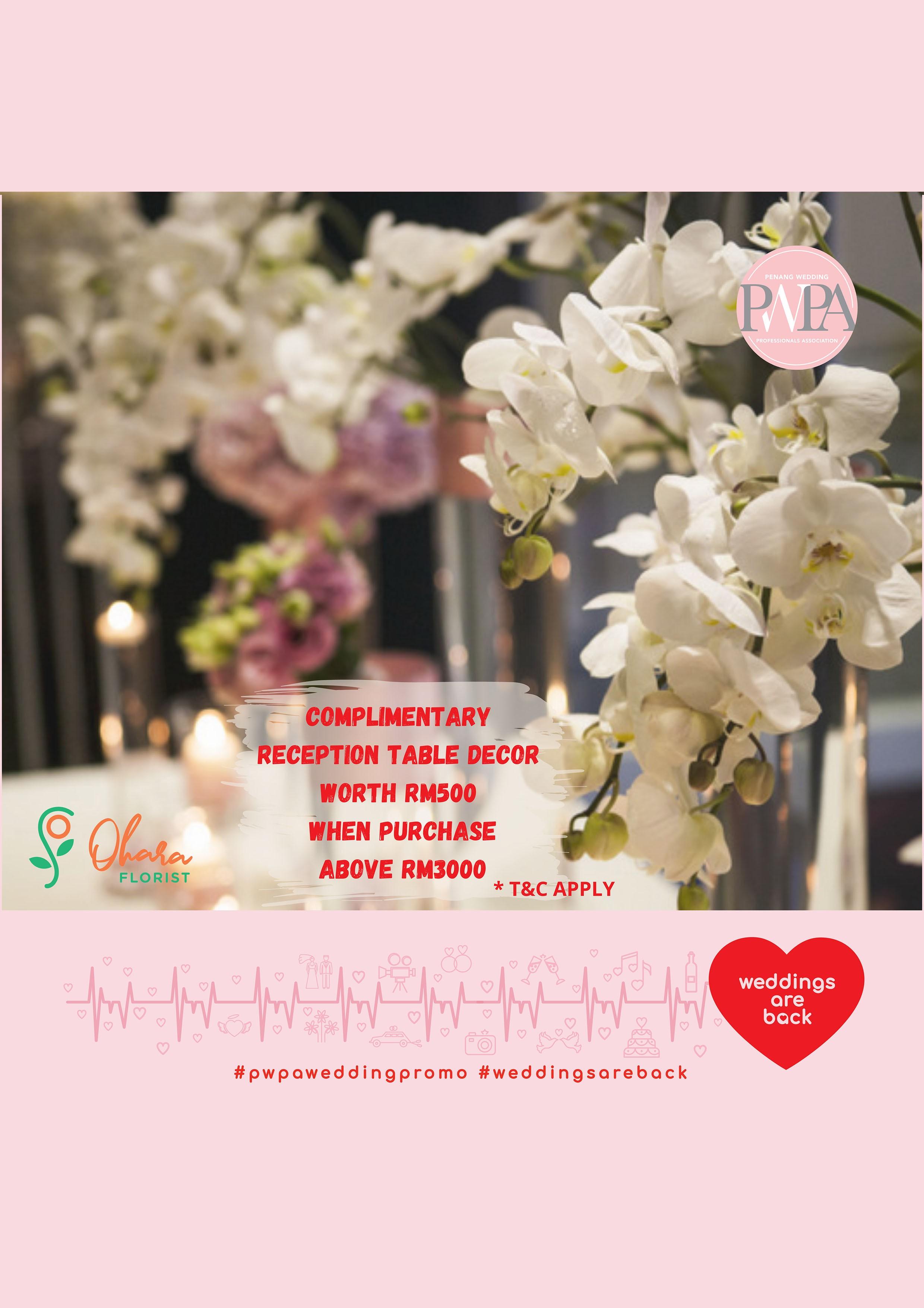 Ohara Florist Sdn Bhd