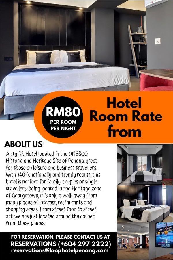 Loop On Leith George Town Penang Hotel