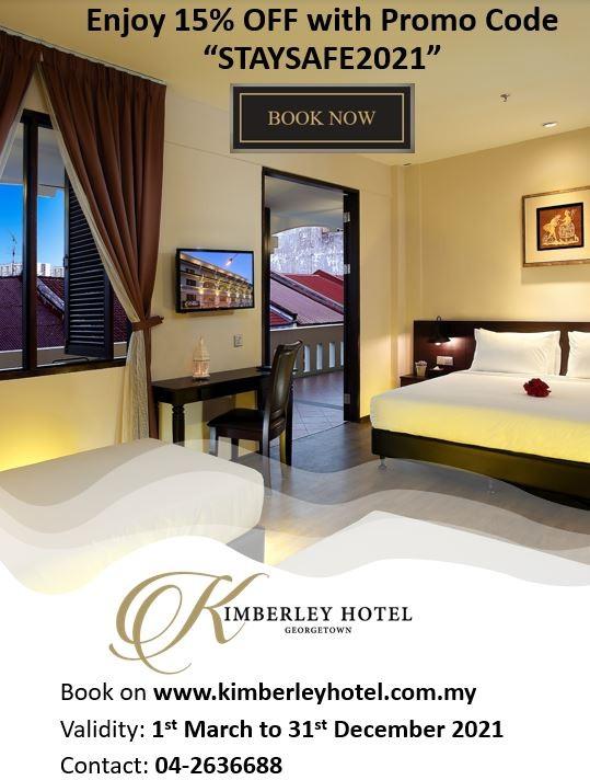 Kimberley Hotel Georgetown